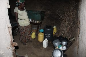 The Water Project:  Mrs Robais Kitchen