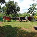 The Water Project: Musiachi Community, Mutuli Spring -  Clothesline