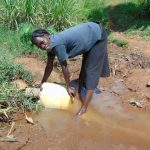 The Water Project: Musiachi Community, Mutuli Spring -  Eunice Naliaka