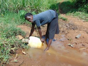The Water Project:  Eunice Naliaka