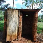 The Water Project: Musiachi Community, Mutuli Spring -  Latrine