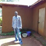 The Water Project: Musiachi Community, Mutuli Spring -  Leonard Bwire