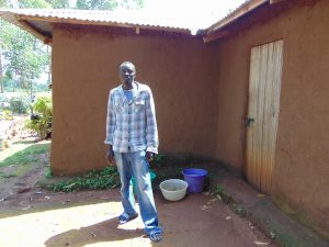 The Water Project:  Leonard Bwire