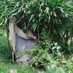 The Water Project: Mubinga Community, Mulutondo Spring -  Bathroom