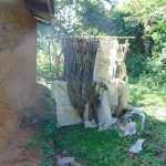 The Water Project: Maondo Community, Ambundo Spring -  Bathroom