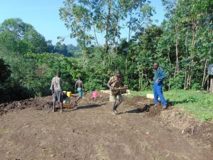 The Water Project:  Day Laborers