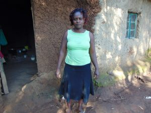 The Water Project:  Yvonne Ambundo The Spring Owner