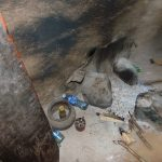 The Water Project: Rosterman Community, Lishenga Spring -  Fireplace