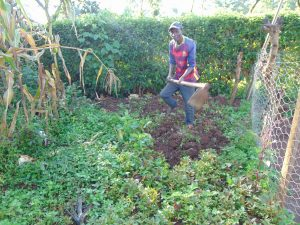 The Water Project:  Preparing Farm For Planting