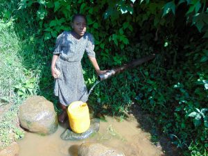 The Water Project:  Stella At The Spring