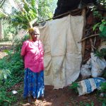 The Water Project: Rosterman Community, Lishenga Spring -  Victoria Anyona