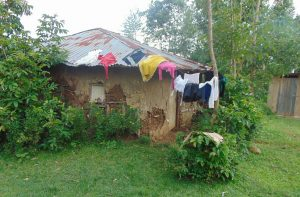 The Water Project:  Drying Clothes