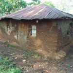 The Water Project: Rosterman Community, Lishenga Spring -  Traditional House