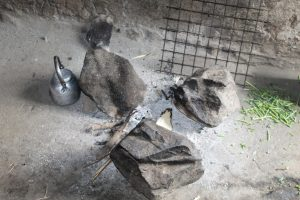 The Water Project:  Three Stone Cookstove