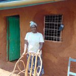 The Water Project: Jivovoli Community, Magumba Spring -  Mary Natse