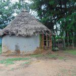 The Water Project: Buyangu Community, Mukhola Spring -  Kitchen