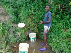The Water Project:  Rasel Musoka