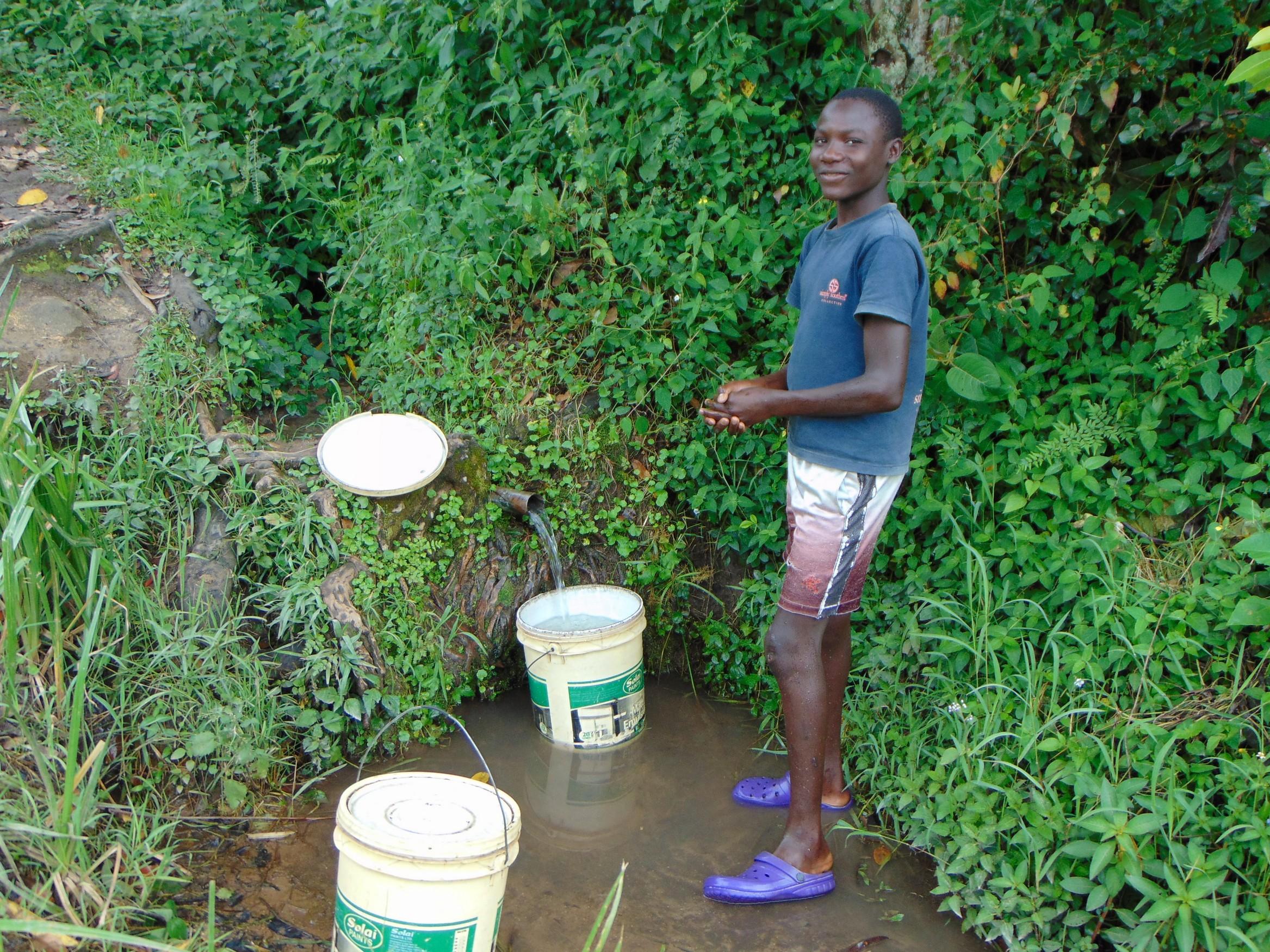 The Water Project : kenya19148-rasel-musoka