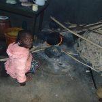 The Water Project: Buyangu Community, Mukhola Spring -  Inside Kitchen