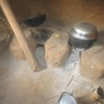 The Water Project: Emmachembe Community, Magina Spring -  Cooking Area