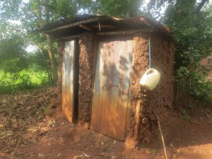 The Water Project:  Latrine And Handwashing Station