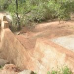 The Water Project: Kangalu Community -  Completed Dam