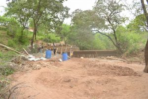 The Water Project:  Dam Construction