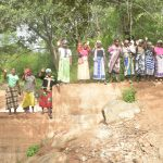 The Water Project: Kangalu Community -  Sand Dam