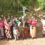The Water Project: Kangalu Community A -  Complete Well