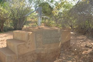 The Water Project:  Well And Plaque