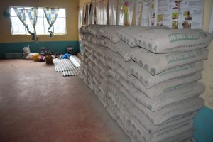 The Water Project:  Cement Bags
