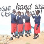The Water Project: AIC Kyome Girls' Secondary School -  Cheers