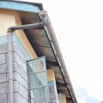 The Water Project: AIC Kyome Girls' Secondary School -  Gutters