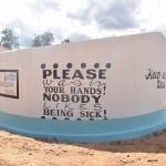 The Water Project: AIC Kyome Girls' Secondary School -  New Tank
