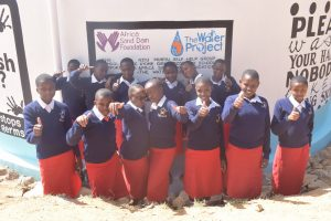 The Water Project:  Thumbs Up For The Tank