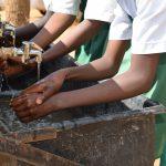 The Water Project: Matiliku Primary School -  Handwashing