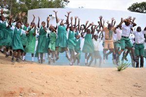 The Water Project:  Jumping For Clean Water