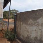 The Water Project: Matiliku Primary School -  New Tank And Gutters