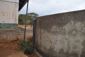 The Water Project:  New Tank And Gutters