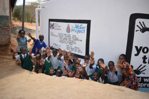 The Water Project:  Raise Your Hand For Reliable Water
