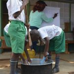 The Water Project: Matiliku Primary School -  Soapmaking