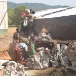 The Water Project: Matiliku Primary School -  Tank Construction