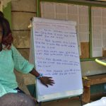 The Water Project: Matiliku Primary School -  Training Material
