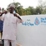 The Water Project: Gbontho Lane, Behind Gbontho Mosque -  Chief Pa Santigie Kamara Making Statement