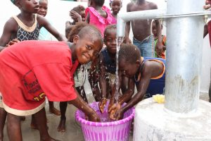 The Water Project:  Children Celebrate The Water