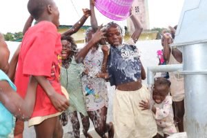 The Water Project:  Children Celebrate The Well