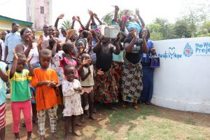 The Water Project:  Community Celebration