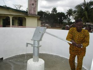 The Water Project:  New Pump