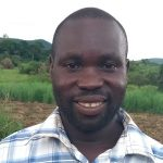 The Water Project: Kikube Nyabubale Community -  Mr Godfrey Asiimwe