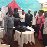 The Water Project: Kikube Nyabubale Community -  Self Help Group Trainers
